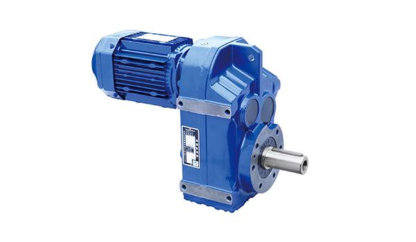 JCTF 平行轴-斜齿轮减速电机