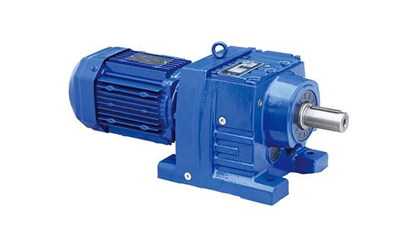 JCTR 斜齿轮减速电机