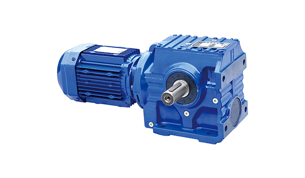 JCTS 斜齿轮-蜗轮蜗杆减速电机
