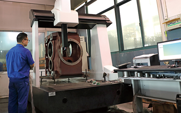 CROMA超大行程全自动三坐标测量仪
