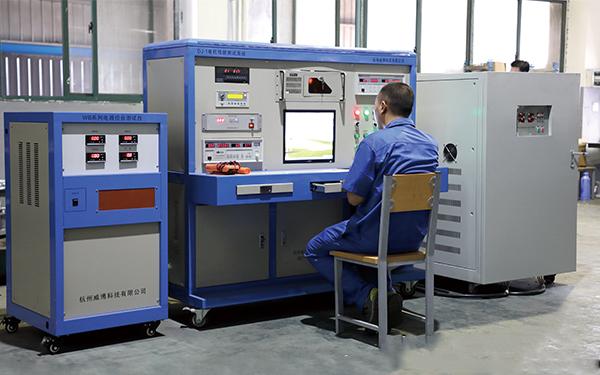 减速机电机型式试验台